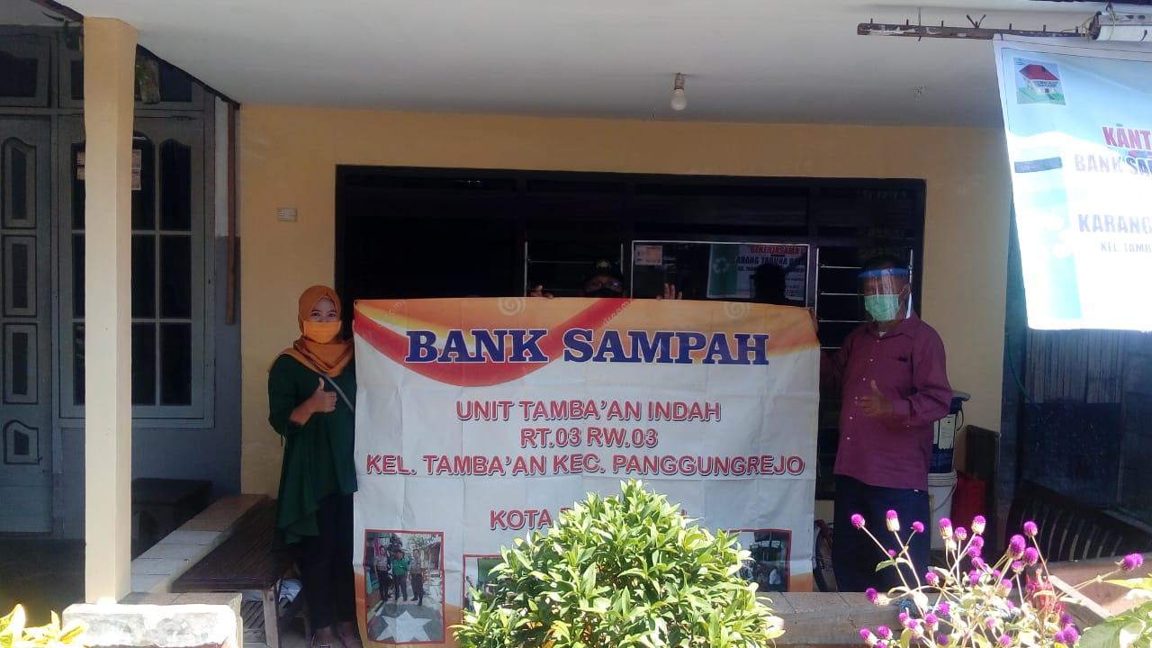 Collection Program through the Waste Bank