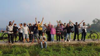 Together with the Community of Sidomulyo Village, Batu