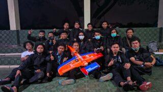Aerokreasi UB Juara Harapan 1 Kontes Robot Terbang Indonesia 2020