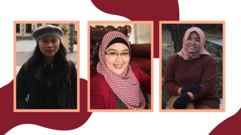 Tim Peneliti: Irene Nany Kusumawardani, M.Li., Dr. Ive Emaliana, M.Pd., dan Alies Poetri Lintangsari, M.Li.