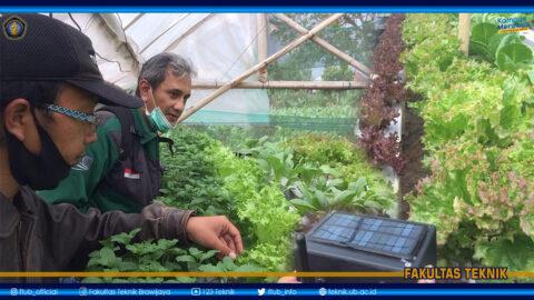 Kolaborasi Dosen UB Kembangkan Sistem Pertanian Cerdas Lewat Smartphone