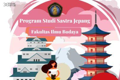 Study Program of Japanese Literature FCS UB