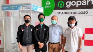 Dosen Industri Cegah Penyebaran COVID-19 dengan menghibahkan Bilik Plasma Ozone Sterilizer