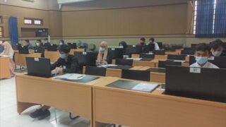UTBK di Fakultas Teknik Hari Pertama