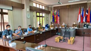 Koordinasi Terakhir Persiapan UTBK di Fakultas Teknik UB